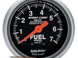 Auto Meter Sport-Comp Датчик : давления топлива 0-7 Kg/Cm2 #18720