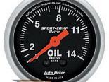 Auto Meter Sport-Comp Датчик : давление масла 0-14 Kg/Cm2 #18724