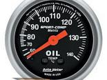 Auto Meter Sport-Comp Датчик : температуры масла 60-140 deg. C #18727