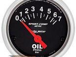 Auto Meter Sport-Comp Датчик : давление масла 0-7 Bar #18751