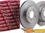 Brembo OE Replacement тормозные диски : Mitsubishi Eclipse 6/92-99 AWD (передний  пара) #18882