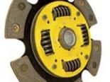 ACT Sprung 6-Puck Race Disc: Subaru Impreza WRX 02-05 #19138