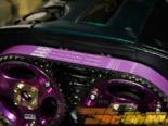 HKS Fine Tune Balancer Belt: Mitsubishi Eclipse 90-99 #19163