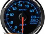 Defi 52mm Синий Racer Датчик: выхлоп Gas Temperature (EGT) 400-2000F #19757