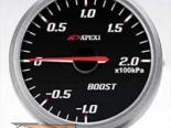 Apexi EL2 System Meter: 60mm Mechanical KPA Boost Датчик Чёрный #19825