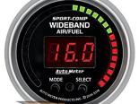 Auto Meter Sport Comp Датчик: Wideband Air/Fuel Ratio #21714