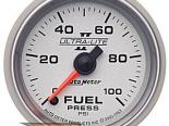 Auto Meter Ultra-Lite II Датчик : давления топлива 0-100 PSI #21780