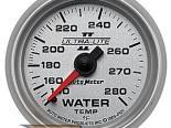 Auto Meter Ultra-Lite II Датчик : температуры жидкости 140-280 deg. F #21797