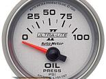 Auto Meter Ultra-Lite II Датчик : давление масла 0-100 PSI #21803