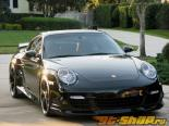 TechArt Headlamp Cover Porsche 997 TT 07+