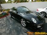 Вставки в зеркала TechArt на Porsche 997 TT 07+