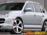 Пороги TechArt для Porsche Cayenne 2004-2007