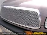 Вставки в верхнюю решётку радиатора Grillcraft MX Series для Toyota Tundra 00-02
