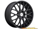 TSW Amaroo Matte Чёрный Диски 19x10.5 5x114.3 +27mm