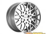 TSW Rascasse серебристый with Machined Face & Хром Lip Диски 18x8.5 5x120 +15mm