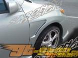 Крылья на Toyota Matrix 2002-2006