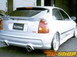 Спойлер Veilside ECI для Honda Civic EK Hatchback 96-98