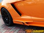 Пороги Veilside Premier на Lamborghini Gallardo 03+