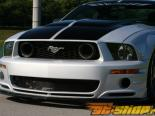 Veilside D1-GT Карбоновый Intake Funnels Ford Mustang 05-09