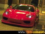 Карбоновый обвес по кругу Vertex Vertice для Ferrari 360 Modena 99-05