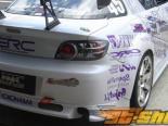 Задний бампер Vertex Lang для Mazda RX-8 03+