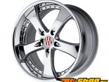 Victor Equipment Florio 22X10 5x130 49mm Хром