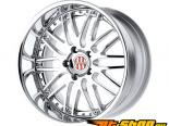 Victor Equipment Mulsanne 20X8.5 5x130 45mm Хром