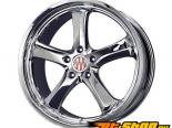 Victor Equipment Turismo 19x11 5x130 40mm Хром