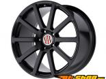 Victor Equipment Zehn 22X10 5x130 50mm Matte Чёрный