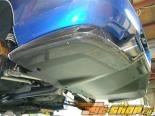 Диффузор на задний бампер Voltex на Subaru Impreza WRX | STi 2004-2007