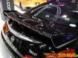 Спойлер Zele Performance GT на Infiniti G37 08+