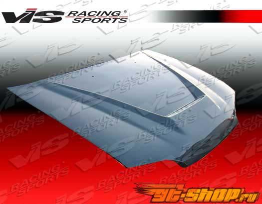 Карбоновый капот VIS Racing Invader на Honda S2000 00+