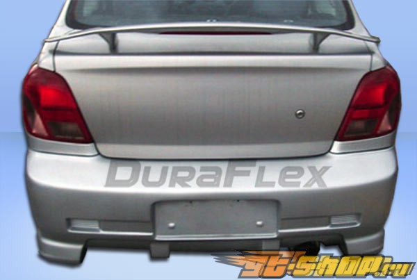 Задний бампер для Toyota Echo 03-05 C-1 Duraflex