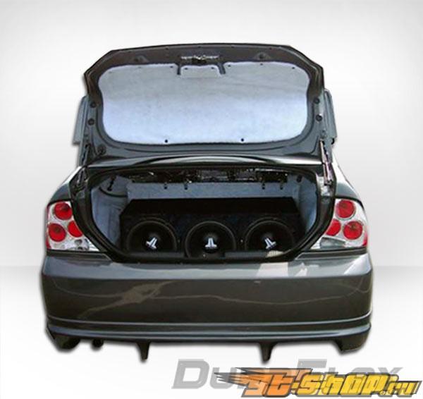 Аэродинамический Обвес на Ford Focus 00-04 Drifter Duraflex