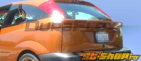 Спойлер для Ford Focus 2000-2005 Mid Duraflex