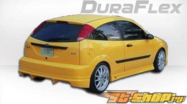 Задний бампер на Ford Focus 05-07 Poison Duraflex