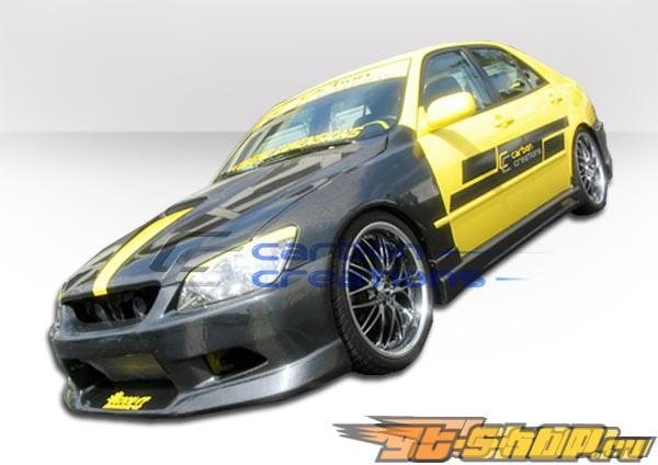 2000-2005 Lexus IS300 4dr Carbon Creations C-1 Front Bumper  Carbon Creations