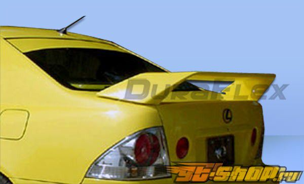 Спойлер для Toyota Altezza/Lexus IS 300  2000-2005 Type T Duraflex