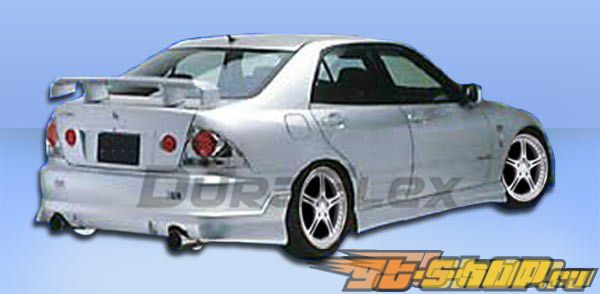 Пороги для Toyota Altezza/Lexus IS 300 2000-2005 Winner Duraflex