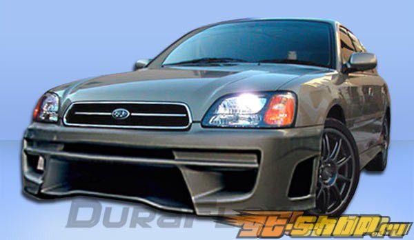 Передний бампер на Subaru Legacy 2000-2004 Shark Duraflex