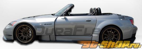 2000-2009 Honda S2000 AMS Widebody Kit