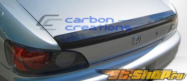 Карбоновый спойлер A-Sport на Honda S2000 2000-2008