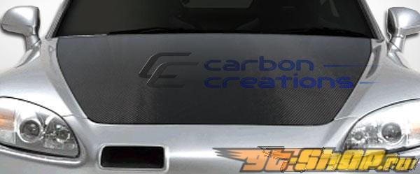 Карбоновый капот для Honda S2000 00-09 стандартный Стиль