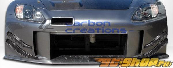 Карбоновые канарды Type JS на Honda S2000 00-09