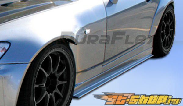 Крылья на Honda S2000 2000-2009 Type JS Duraflex