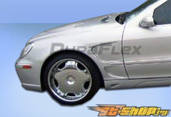 Крылья для Mercedes W220 2000-2006 LR-S Duraflex