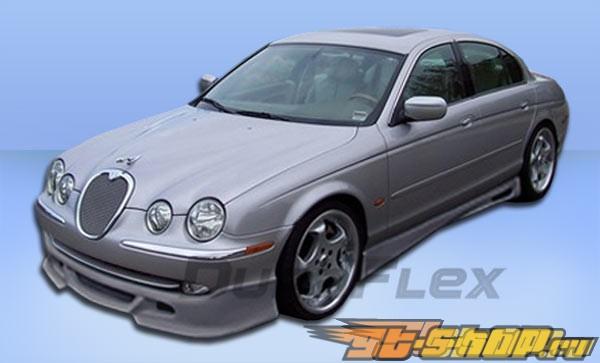 Обвес по кругу для Jaguar S-Type 00-04 VIP Duraflex