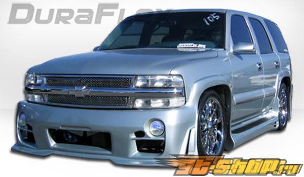 Передний бампер на Chevrolet Suburban 00-06 Platinum Duraflex