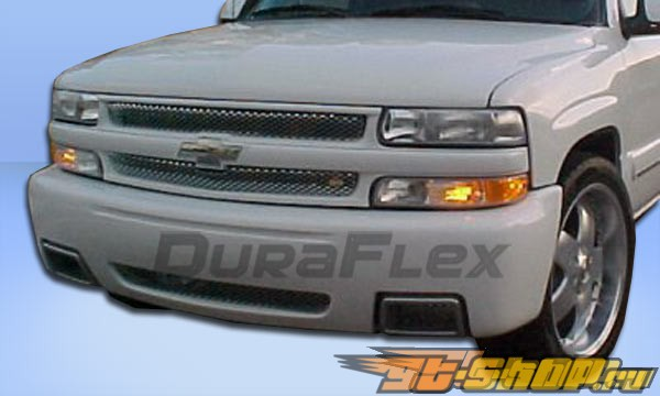 Передний бампер для Chevrolet Suburban 00-06 SS-Стиль Duraflex