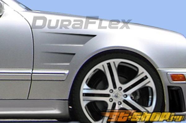 Крылья для Mercedes E-Class 00-02 Morello Duraflex